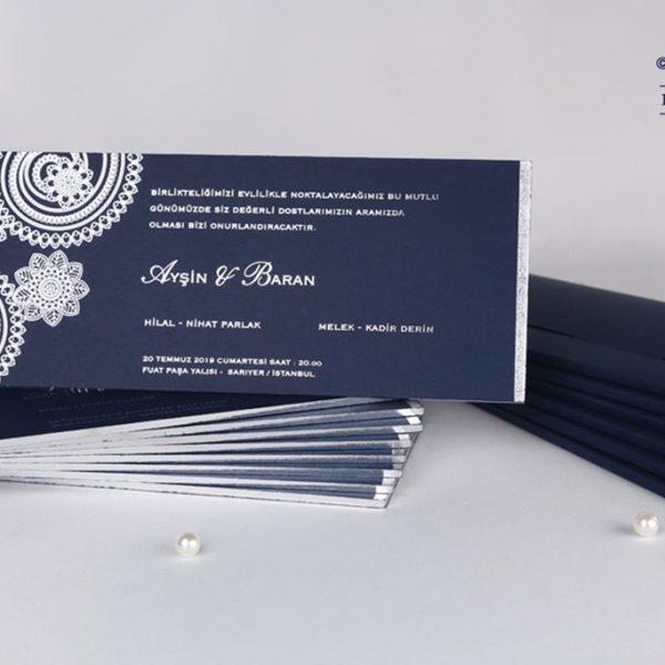 Erdem Düğün Davetiyesi-50504
