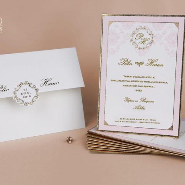 Erdem Düğün Davetiyesi-50506