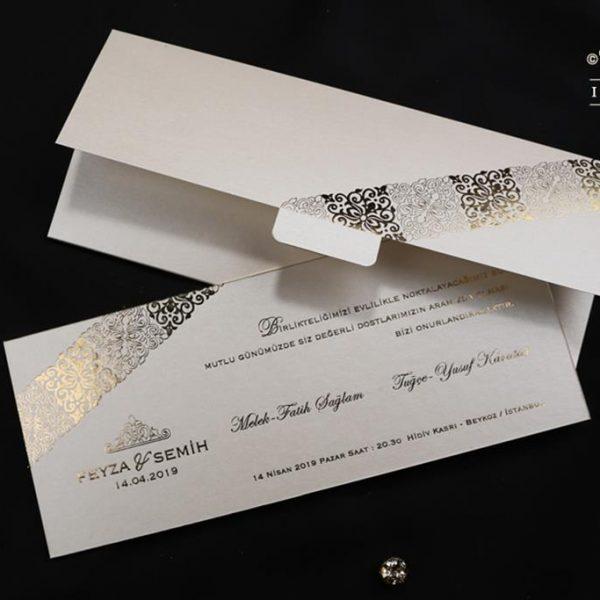 Erdem Düğün Davetiyesi-50508