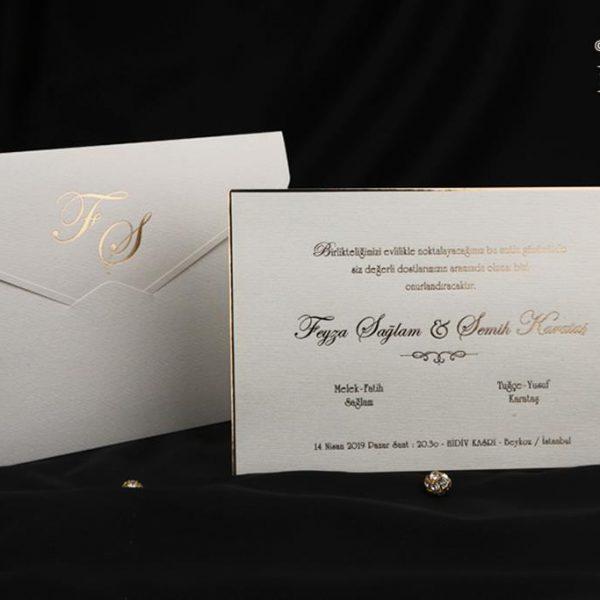 Erdem Düğün Davetiyesi-50509