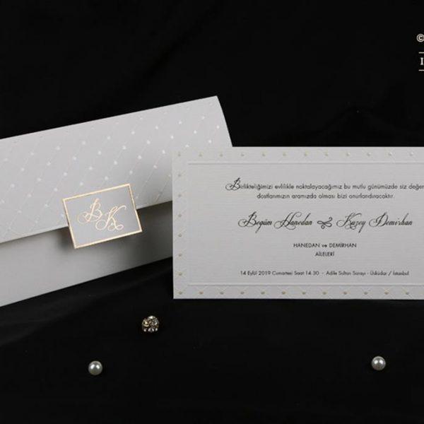 Erdem Düğün Davetiyesi-50512