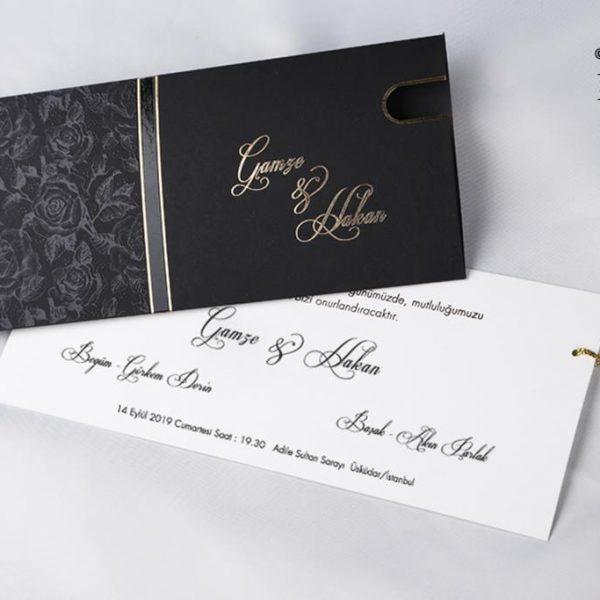 Erdem Düğün Davetiyesi-50513