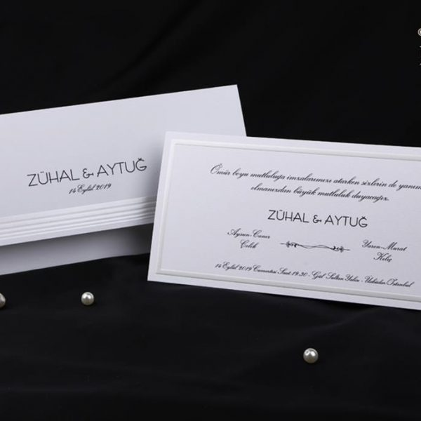 Erdem Düğün Davetiyesi-50525