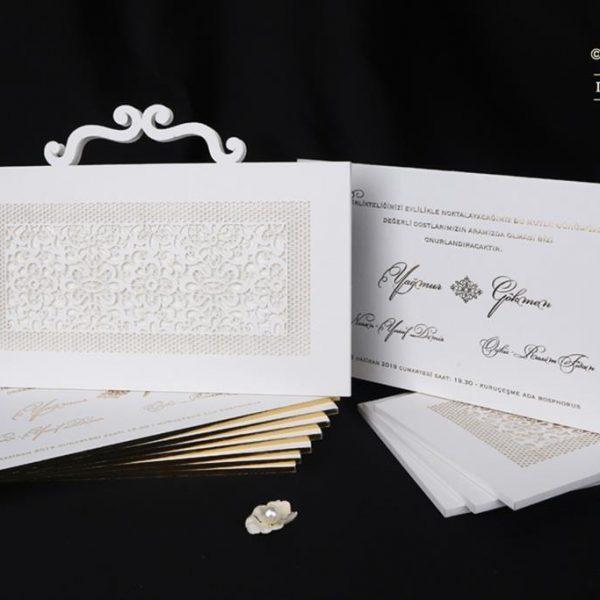 Erdem Düğün Davetiyesi-50526