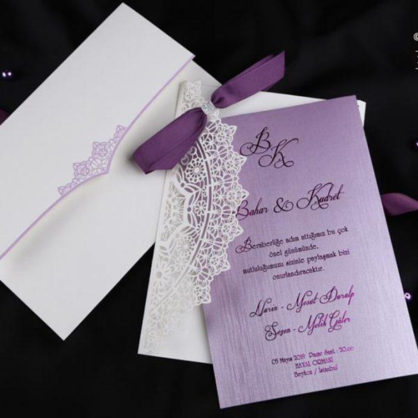 Erdem Düğün Davetiyesi-50538